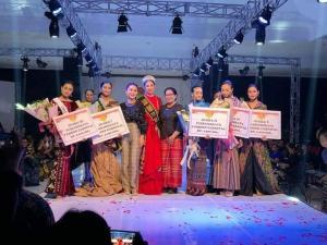 Ilta Tafuli, Remaja Asal TTS Terpilih Jadi Putri Tenun NTT 2019