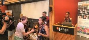 Siswa SMP Asal Sumba Timur Jadi Pembicara di Pertemuan Internasional PBB