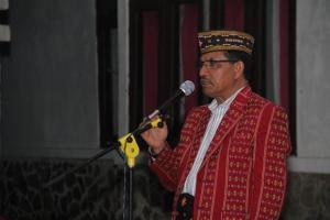 Bupati Deno Kamelus: Kita Sedang Membeli Kebudayaan