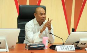 Gubernur Viktor Laiskodat: Jangan Peras Orang yang Bawa Uang ke NTT