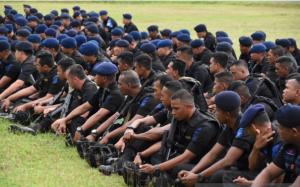 Situasi Papua Terkini, 381 Personil Brimob Dikirim ke Nabire