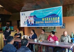 Bupati Deno: Workshop Digital Marketing Penting Bagi UMKM