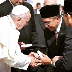 Uskup Igantius Dilantik jadi Kardinal, Menteri Lukman Beri Ucapan Selamat