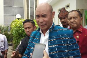 Viktor Laiskodat Ungkap NTT Ingin Bangun Jalur Kereta Api ke Timor Leste