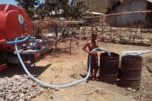 Kemerau Panjang, 15 Desa di Sumba Timur Krisis Air Bersih