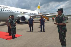 Panglima dan Kapolri Cek Kesiapan Penagamanan Natal di Kupang