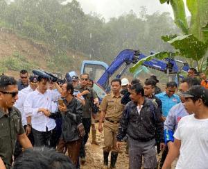 Sigap Tangani Darurat Bencana, Jokowi Dipuji DPR