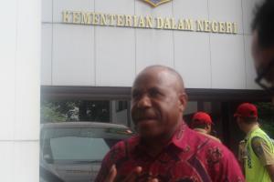 Tatip Pembentukan AKD Tertahan, Anggota DPRD Papua Datangi Kemendagri