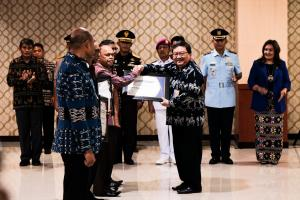 Proficiat, APIP Kabupaten Manggarai Capai Kapabilitas Level 3
