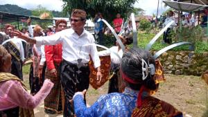 Tim Pemenangan Deno-Madur Target Menang 90% di Cibal Barat