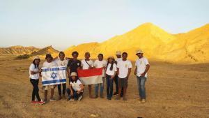 Kisah Mahasiswa NTT Belajar Teknologi Pertanian di Israel