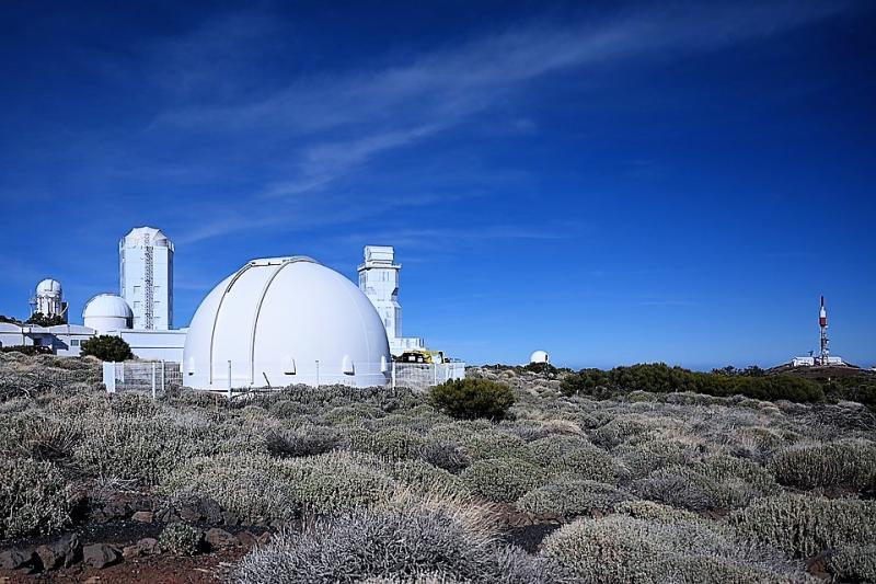 Ilustrasi Observatorium