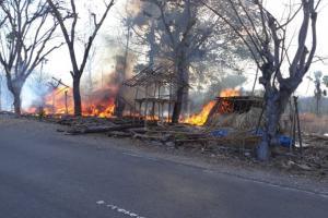 Polisi Usut Penyebar Hoax Pembakaran Rumah di Besipae